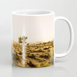 Golden Desert (Color) Coffee Mug