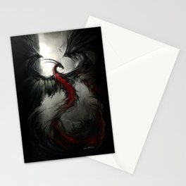 Møat-Tarvaa by Élian Black'Mor Stationery Cards