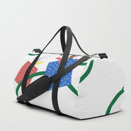Memphis Christmas Presents Duffle Bag