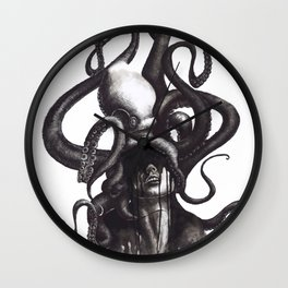 LE PIEUVRE Wall Clock