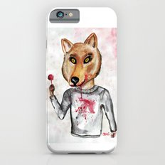 Sweet Wolfy iPhone 6s Slim Case