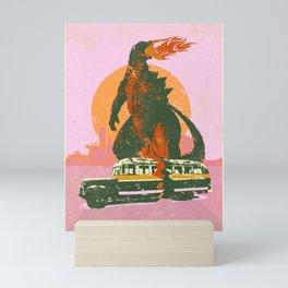 GIANT MONSTER Mini Art Print