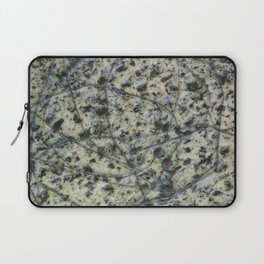 Scratched Granite Laptop Sleeve