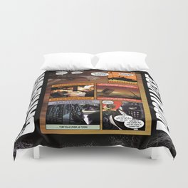 Cathair Apocalypse 01-09 Duvet Cover