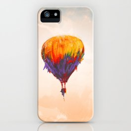 Globum iPhone Case