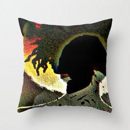 Cabsink16DesignerPatternMMM Throw Pillow