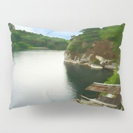 Majestic Mohonk Lake Pillow Sham