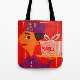 Mendl's Tote Bag