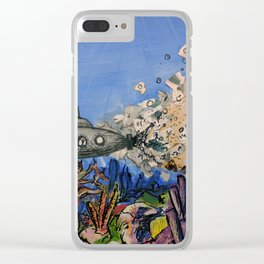 Submarine Clear iPhone Case