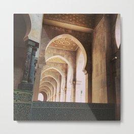 Corridors Metal Print