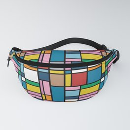 Map Outline Fanny Pack