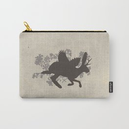 The Wolpertinger Shadow Carry-All Pouch