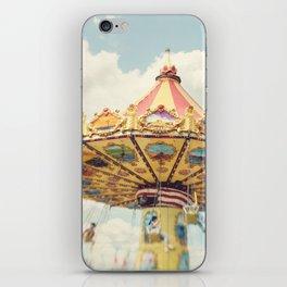 swings iPhone Skin
