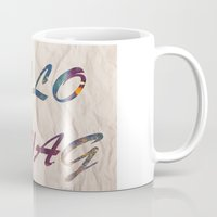 swag Mugs featuring Yolo Swag by Cs025