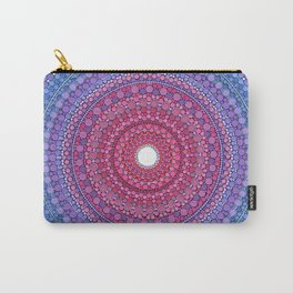 Keeping a Loving Heart Mandala Carry-All Pouch