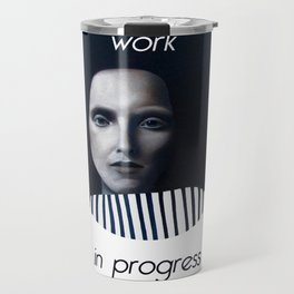 Work in progress by e. - MusA Travel Mug