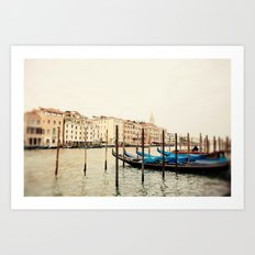 Beautiful Venice Art Print