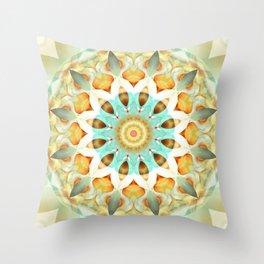 Mandala soft touch Throw Pillow