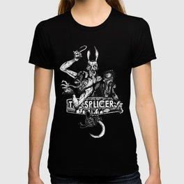 Rapture's Emblems : The Splicers T-shirt