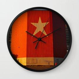 Star-Lite summer Wall Clock