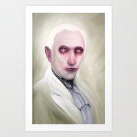 Lestat Art Print