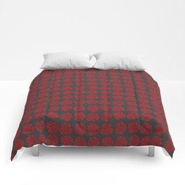 Roses pattern III Comforters