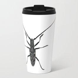 Spotted Pine Sawyer (Monochamus clamator) Travel Mug