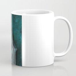 Bullet acryl on canvas 100 x 80 cm Coffee Mug