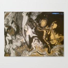 Midas Touch Canvas Print