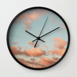 Inspired Dreaming Wall Clock