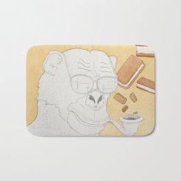 monkey Bath Mat