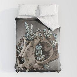 Crystalline Cat Comforters