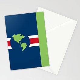 #Tribuna Costa Rica y el mundo Stationery Cards