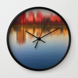 New York City Central Park Wall Clock