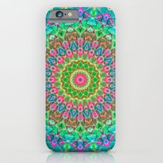 Geometric Mandala G18 Slim Case iPhone 6s