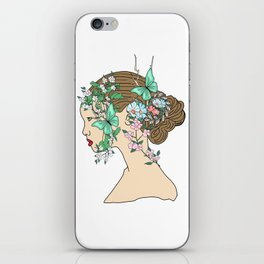 Allegory of Spring iPhone Skin