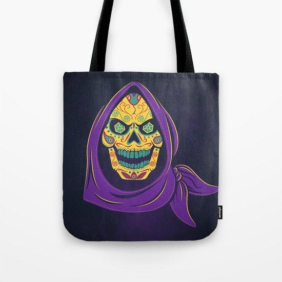 Señor de Destrucción Tote Bag