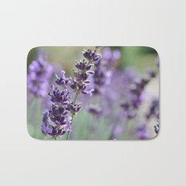 Lavender Garden Bath Mat