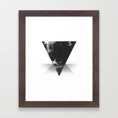 Star Fall Framed Art Print