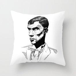 The Maestro Throw Pillow