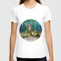 little mermaid T-shirts featuring Little Mermaid by Design Windmill