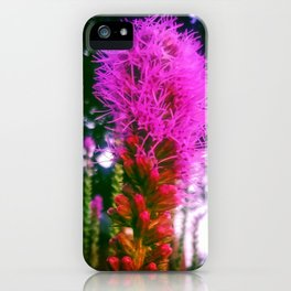 Perennial Bloom iPhone Case