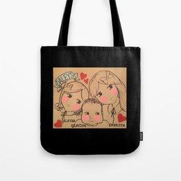 Cousins - Daleys Tote Bag
