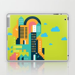 my home my city Laptop & iPad Skin