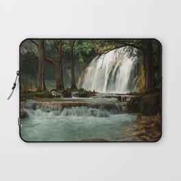 Silky Waterfall Laptop Sleeve