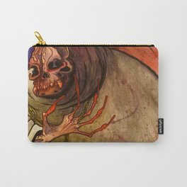 Grandmother Death Carry-All Pouch