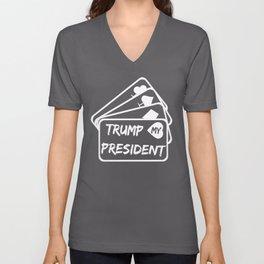 Trump My President Unisex V-Neck
