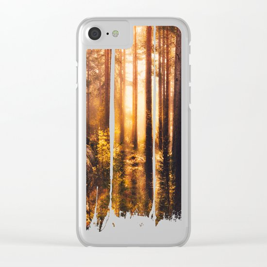 Take me! Clear iPhone Case