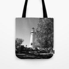 Lighthouse... Tote Bag