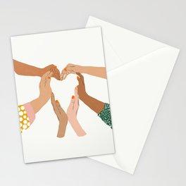 Indescrimination #illustration #concept Stationery Cards
